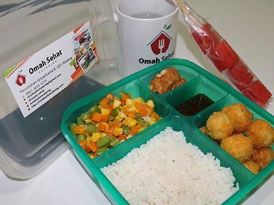 Jasa Catering Diet di Jawa Timur
